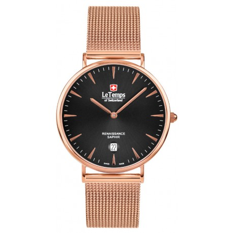 Le Temps LT1018.42BS01 Swiss Made